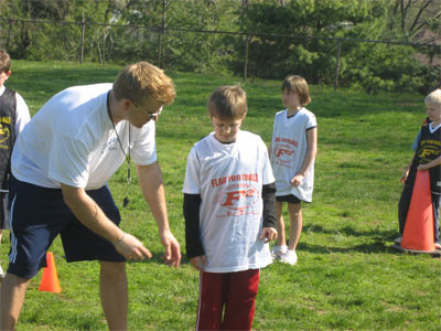 Football Instructor for Football Futures